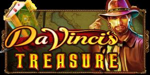 Da-Vinci's-Treasure-Slot-logo