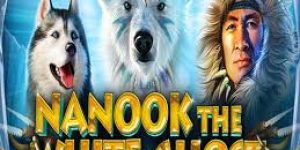 Nanook the white ghost