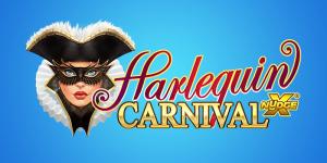 harlequin-carnival-slot-logo