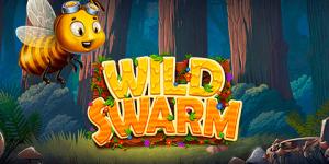 logo-wild-swarm-push-gaming-slot-game