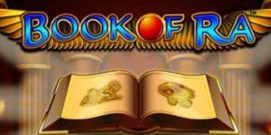 Book of Ra Classic slot logo