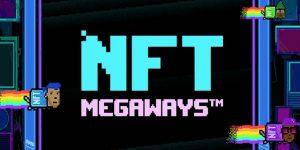 NFTMegaways slot logo