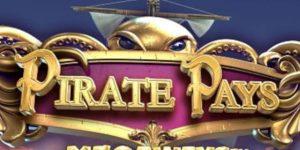 Pirate Pays Megaways slot logo