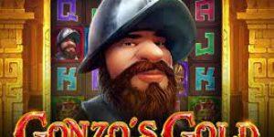 gonzos gold slot logo