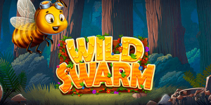 logo-wild-swarm-push-gaming-slot-game