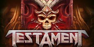 testament-slot-playngo-logo