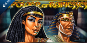 the-power-of-ramesses-casino-technology-slot-game-logo